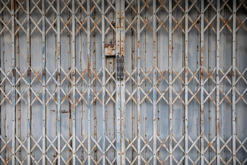 Stretched door texture pattern background royalty free stock photography