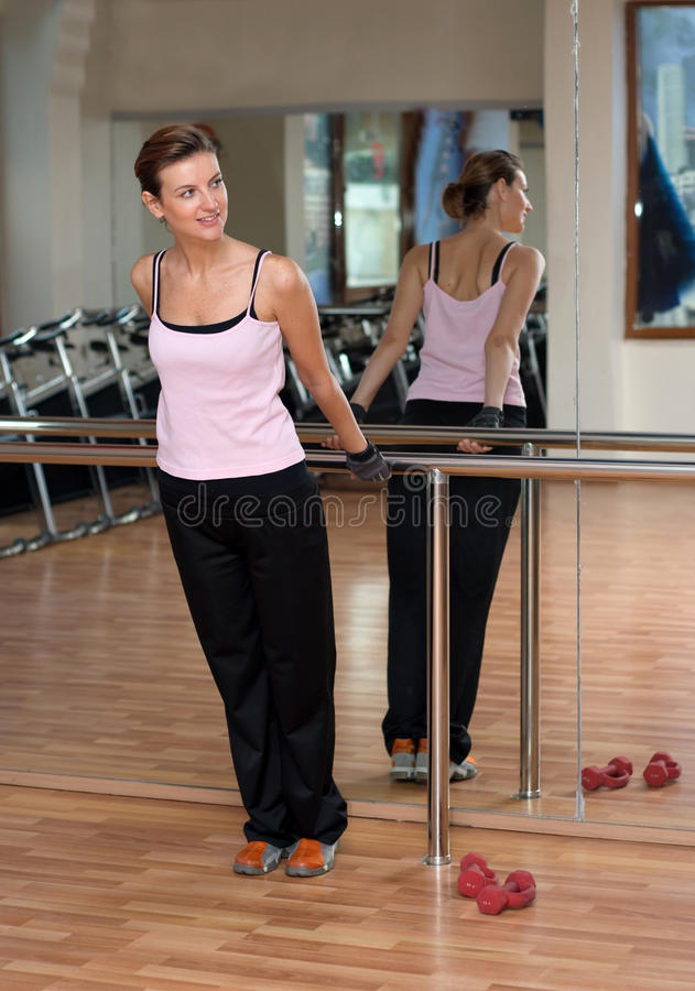 Stretching Forward Full Length