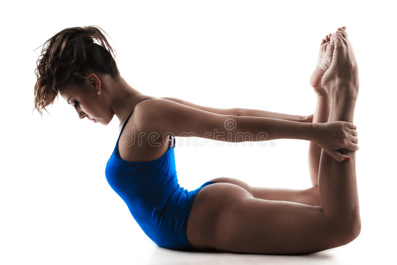 Download Stretching stock photo. Image of practicing, human, meditating - 32612932