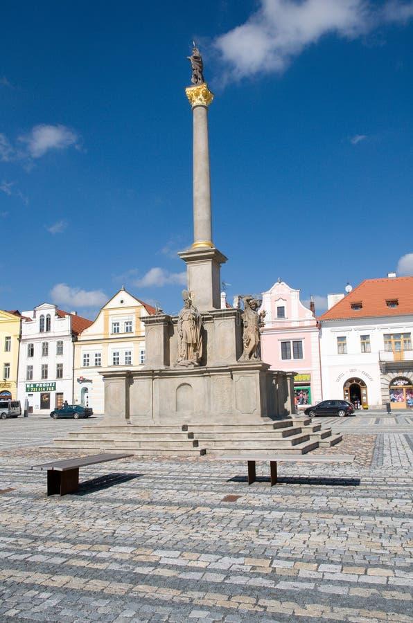 Stribro, Tsjechische republiek royalty-vrije stock fotografie