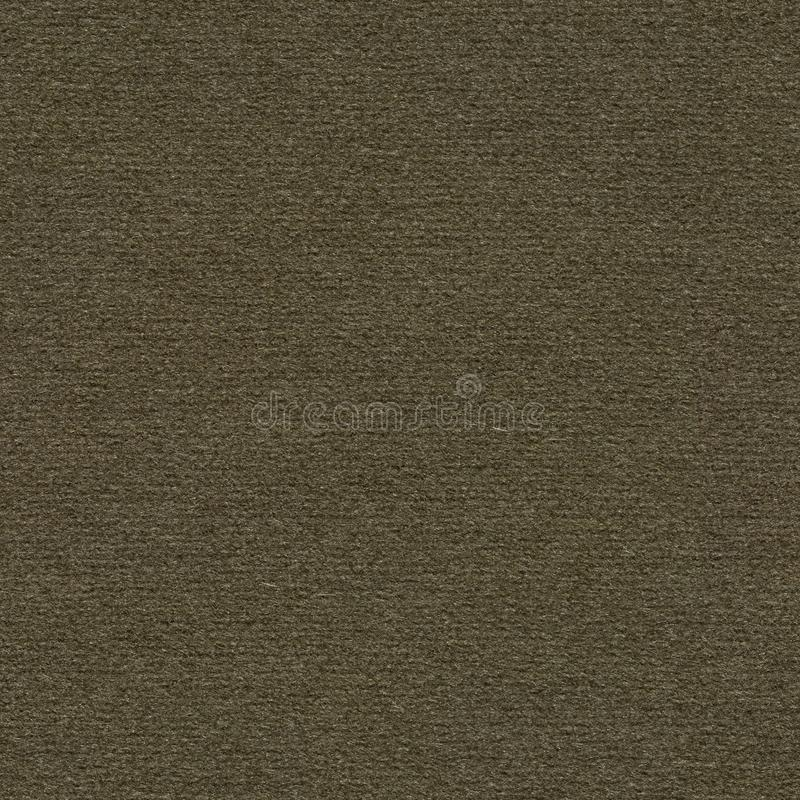 Strict dark green texile background. Seamless square texture of textile. stock photography