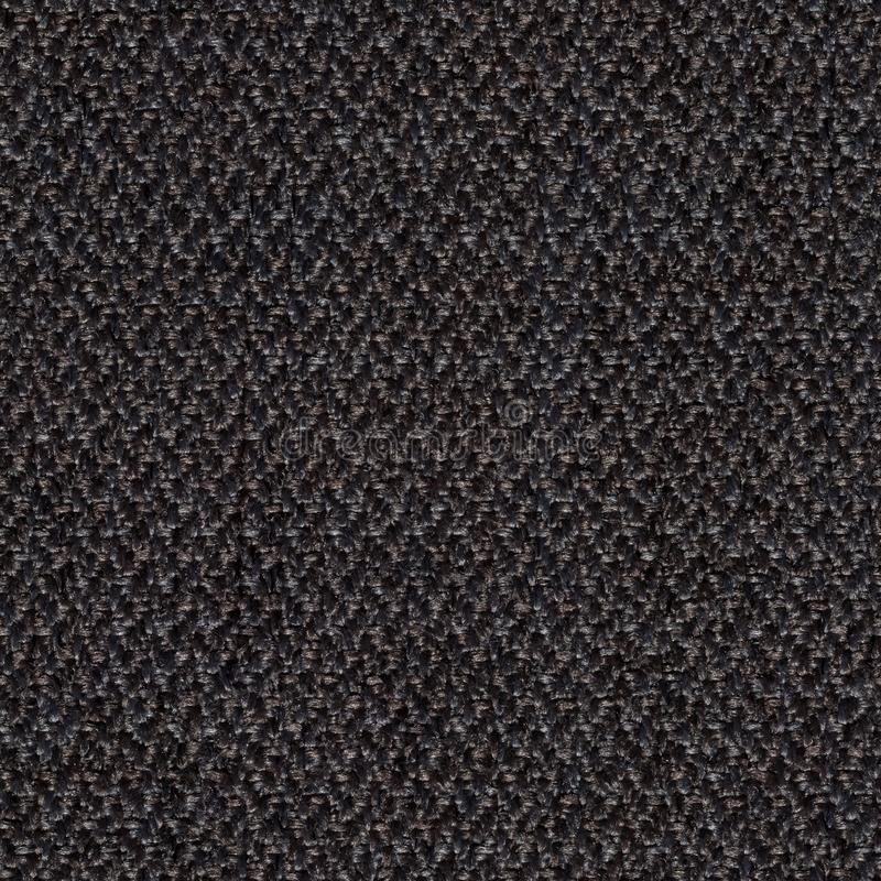 Strict dark material background for your personal style. Seamless square texture. royalty free stock photos