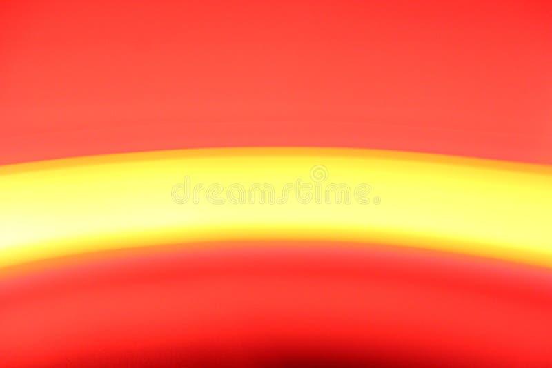 Strie claire de coucher du soleil - mi images libres de droits