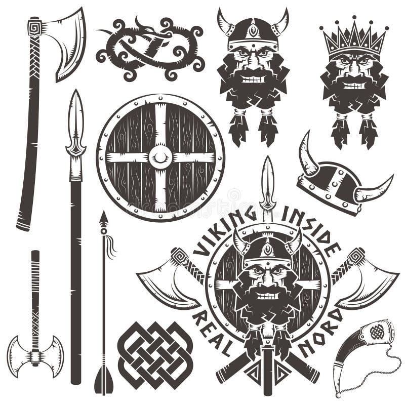 Strijdershoofd royalty-vrije illustratie