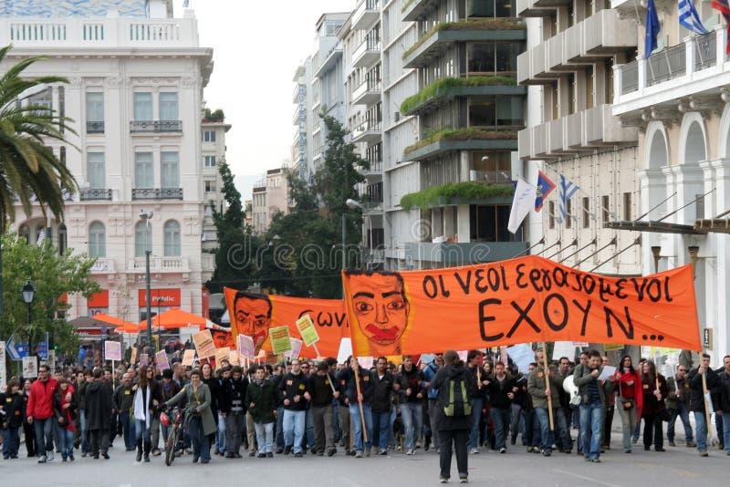 Download Strike editorial stock image. Image of strike, anarchist - 7524254