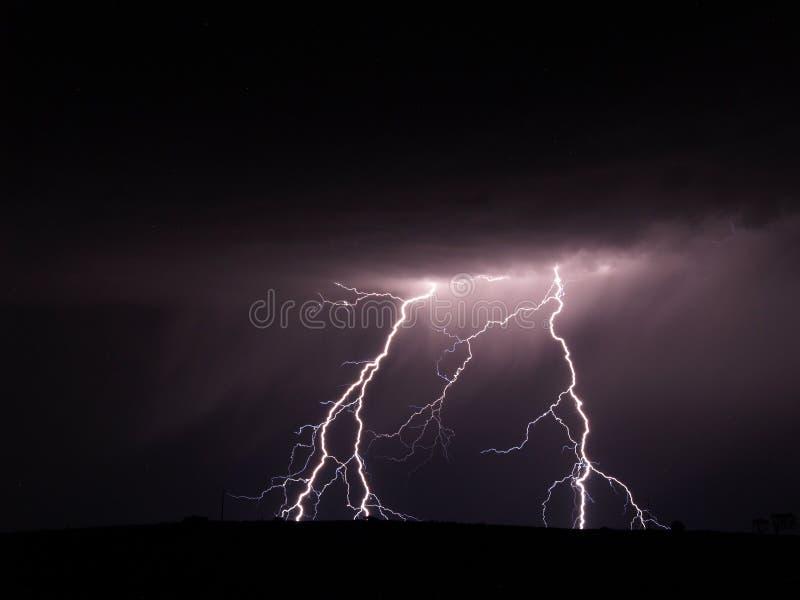 Download Strikes twice stock photo. Image of rain, storm, beam - 1890168