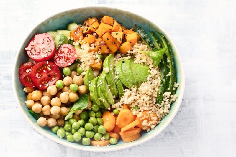 Strikt vegetarianbuddha bunke arkivfoton