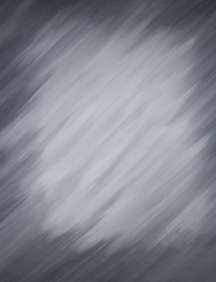 Strimmig bakgrund för grå färger stock illustrationer