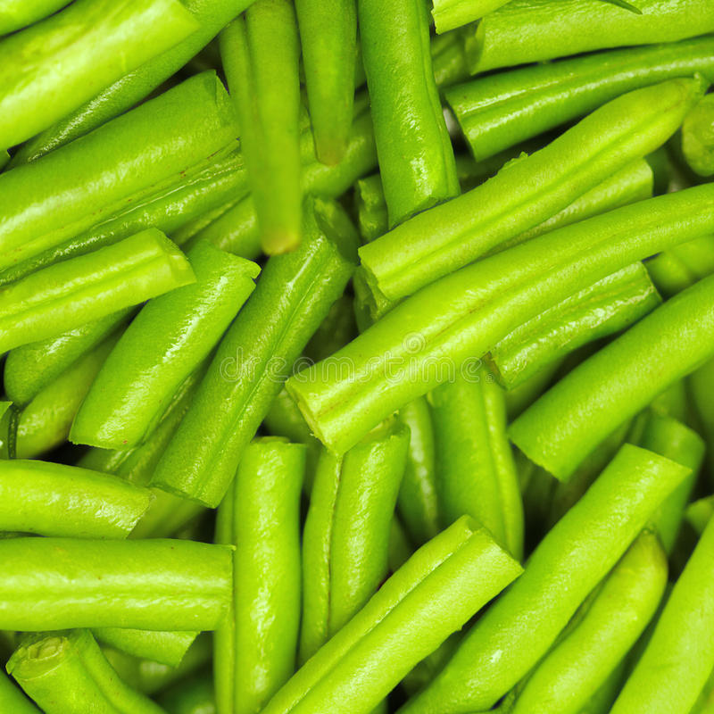 String beans. As a background royalty free stock photography
