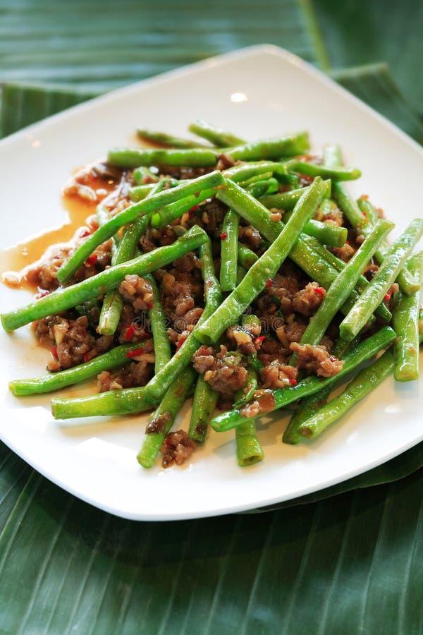 String Beans Cuisine Stock Images