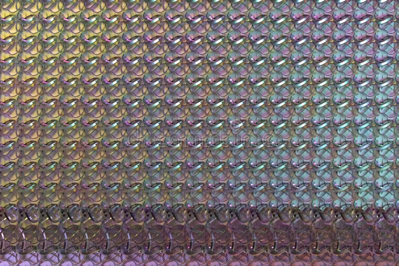 String mat geometric backdrop. For graphic design or background, CGI composition. 3D render. String mat geometric backdrop, illustrations of CGI composition royalty free illustration