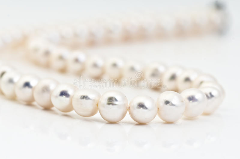 Download String of pearls stock photo. Image of string, beautiful - 14063960
