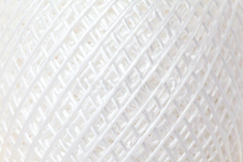 Stringa fatta di nylon fotografia stock