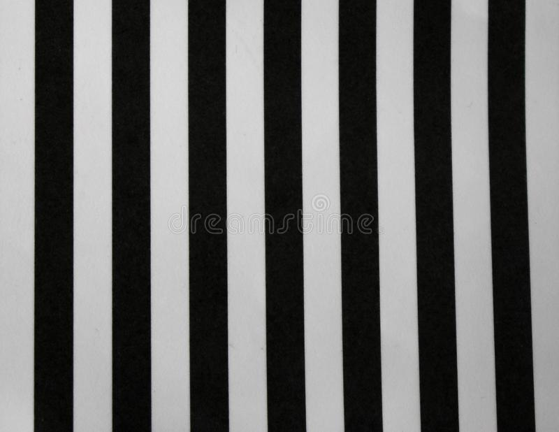 Stripe black and white background stock photography