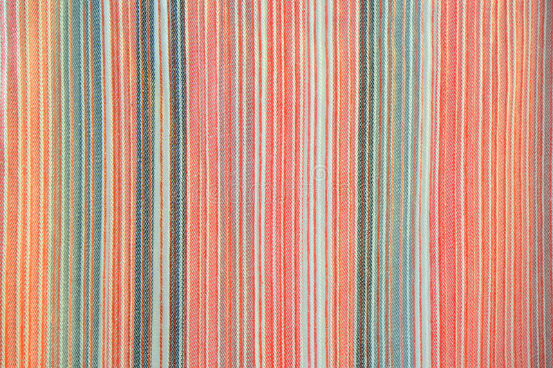 Stripe Fabric Pattern stock photos