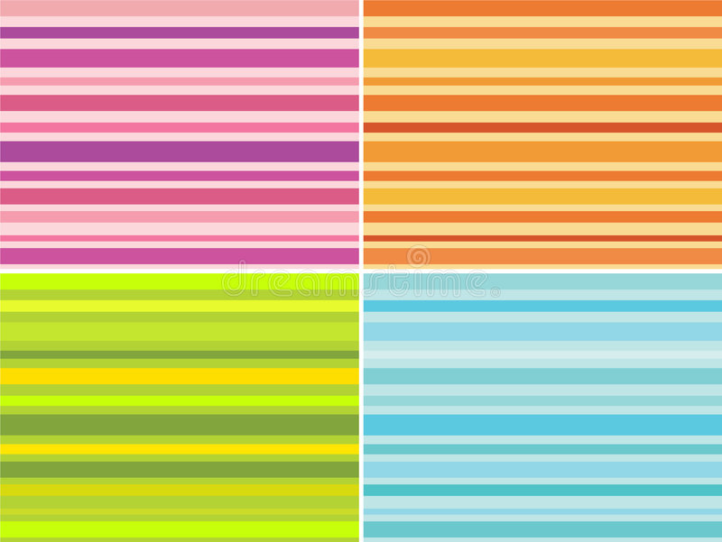 Download Stripe pattern stock vector. Image of elegance, line, four - 4463086