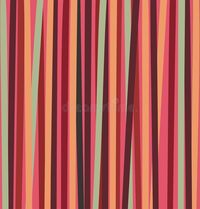Stripe texture stock illustration