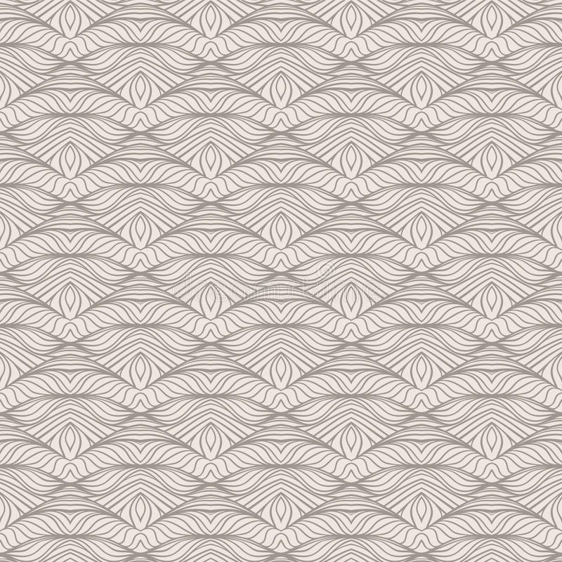 Download Striped бежевая картина иллюстрация вектора. иллюстрации насчитывающей striped - 37929418
