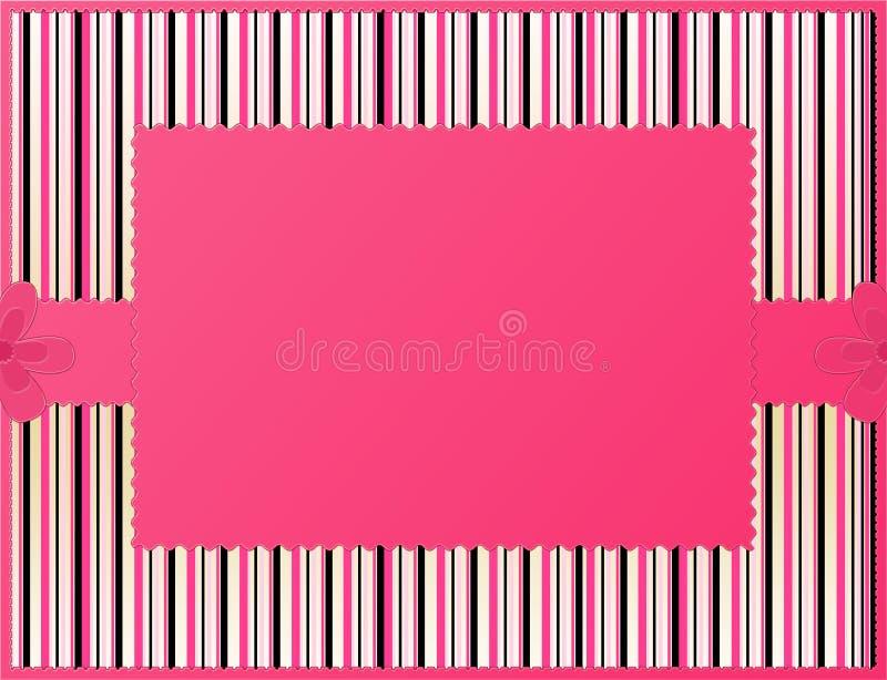 striped пинк предпосылки бесплатная иллюстрация