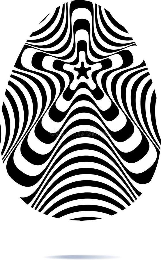 Striped предпосылка, абстрактная картина вектор графической иллюстрации элемента безшовный иллюстрация штока