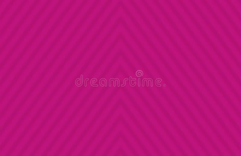 Striped предпосылка розового цвета стоковая фотография rf