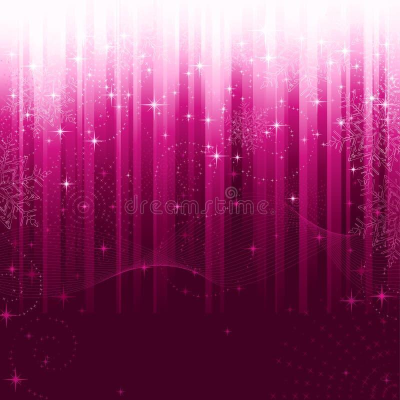 striped пурпур предпосылки праздничный иллюстрация штока