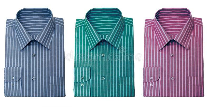 striped рубашки стоковое фото rf