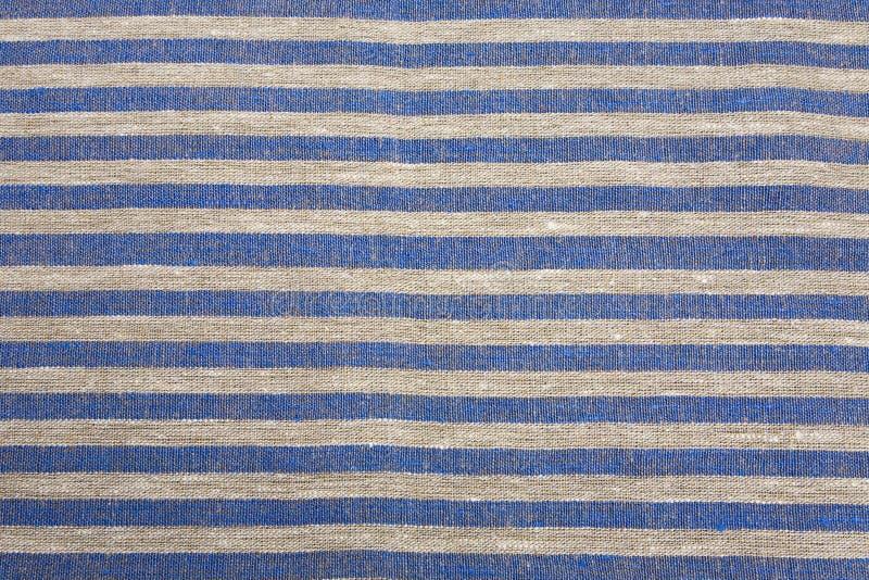striped скатерть стоковая фотография