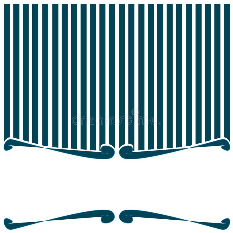 Download Striped background stock illustration. Image of modern - 22257466