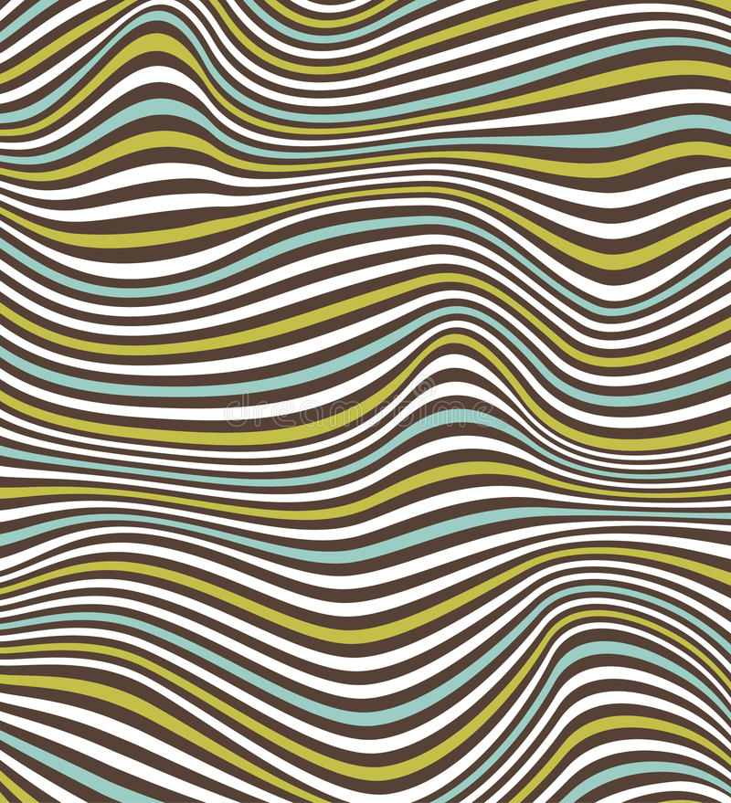 Striped background royalty free illustration