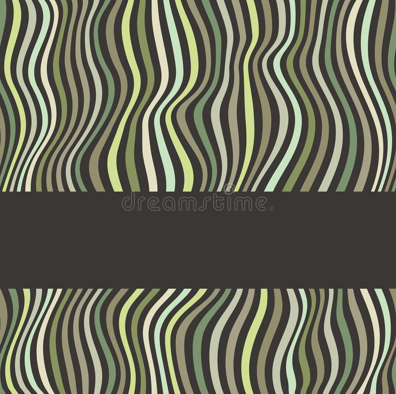 Striped Background Royalty Free Stock Photo