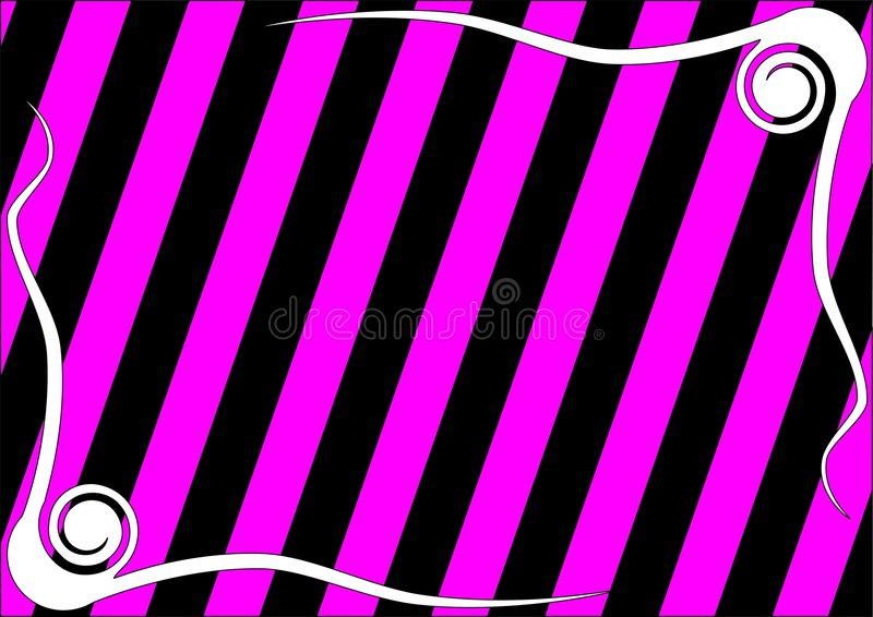 Download Striped emo background stock vector. Image of fiesta, stripes - 7392822