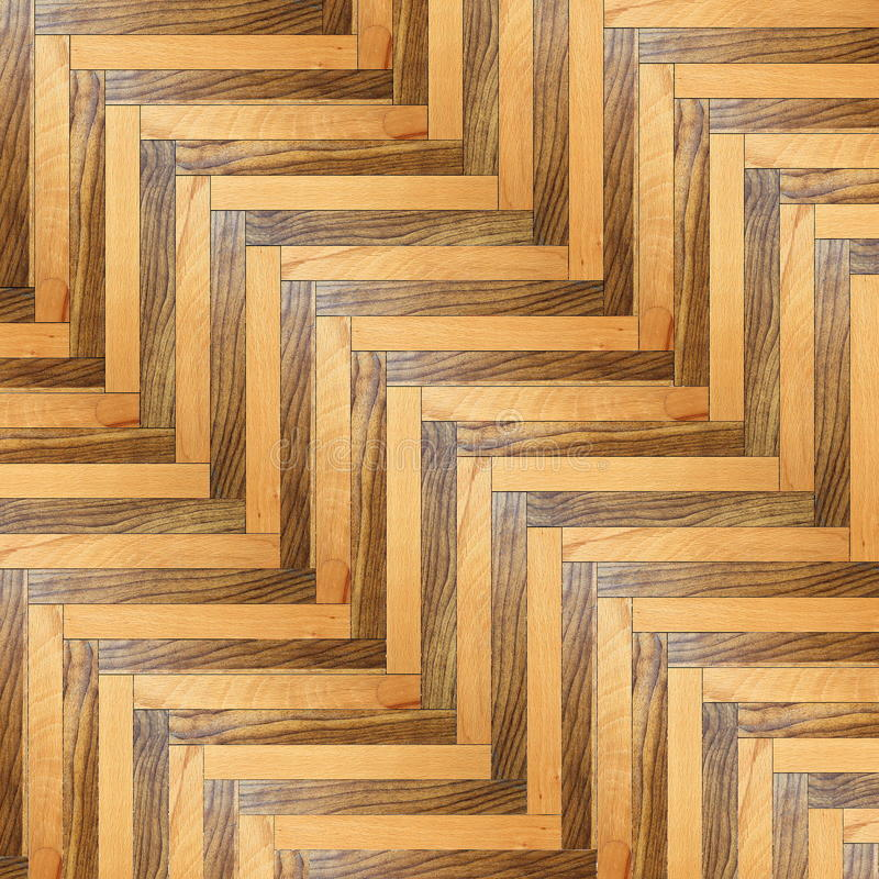 Striped model of wood floor stock photo