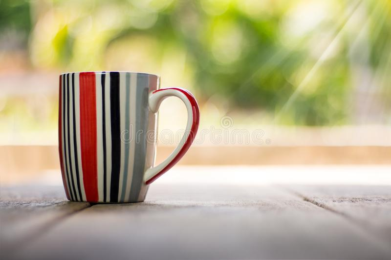 Striped Mug Free Public Domain Cc0 Image