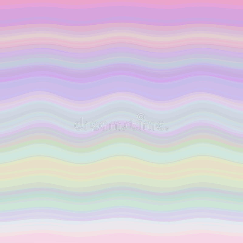 Striped pastel-colored texture vector illustration