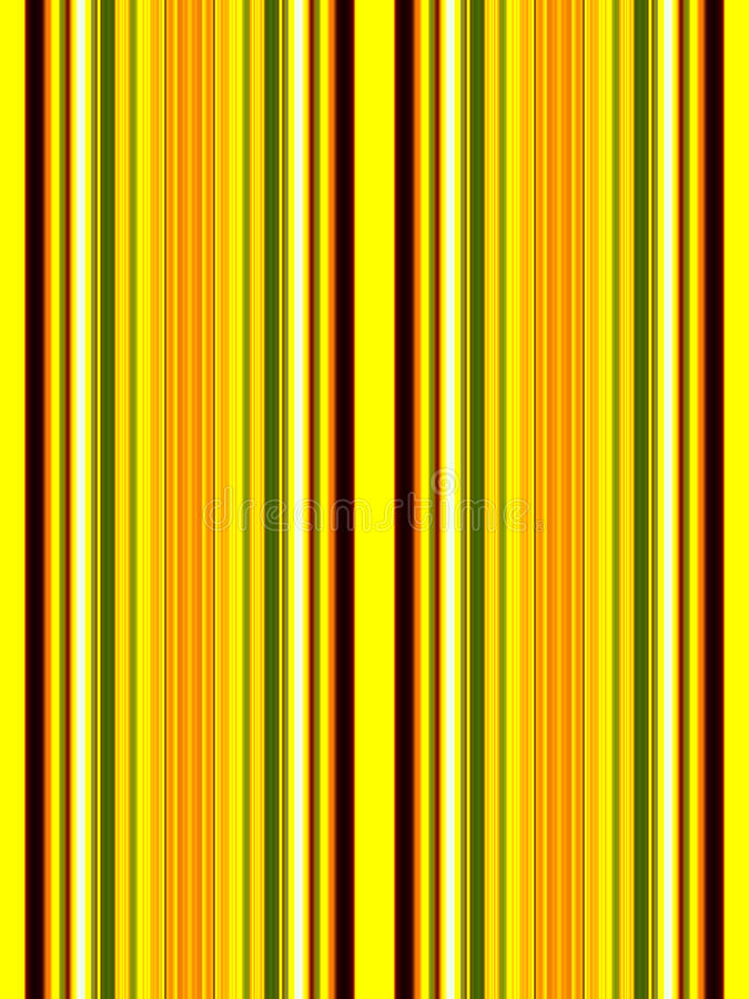 Striped Pattern Background Stock Photography