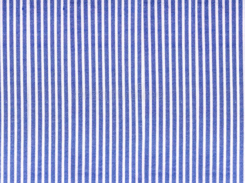 Striped pattern denim cotton fabric texture, canvas background stock images