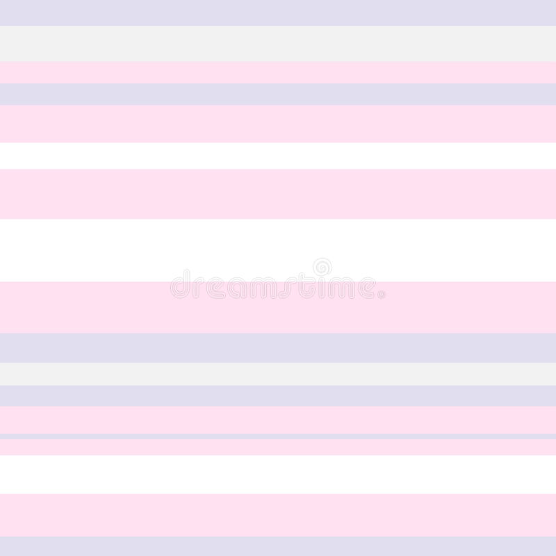Striped pattern with stylish and bright colors. Pink, violet and white stripes. Background for design in a vertical strip. Vector illustration. Art creative royalty free illustration