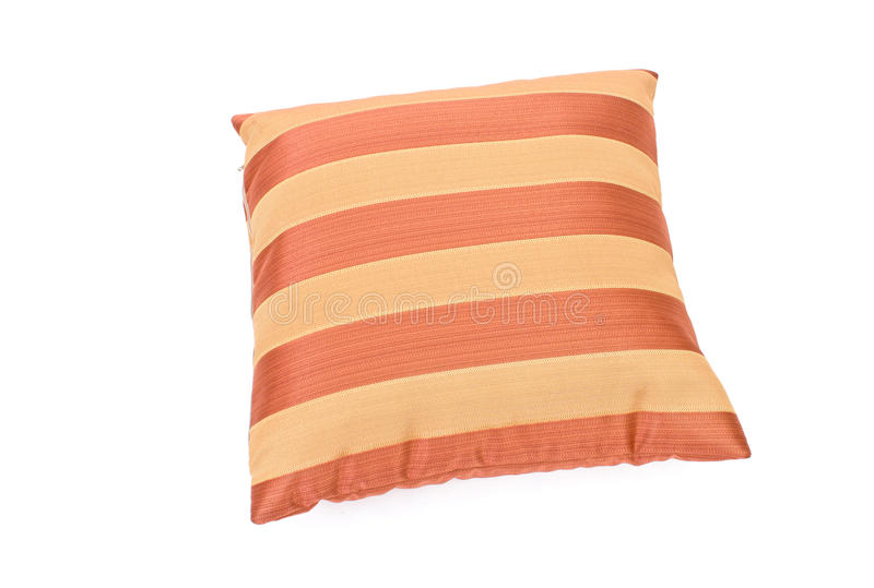 Download Striped pillow stock photo. Image of color, material - 26720336