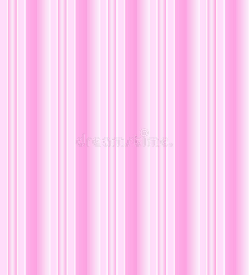 Striped Pink Background Royalty Free Stock Image