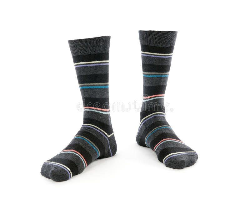 Download Striped socks stock photo. Image of gray, sole, textile - 21503890