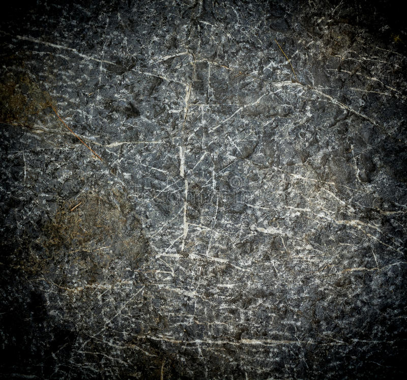 Striped Stone Texture Royalty Free Stock Image