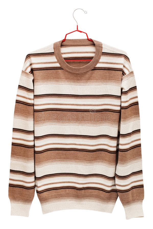 Download Striped sweater stock photo. Image of stripy, warm, object - 9156616
