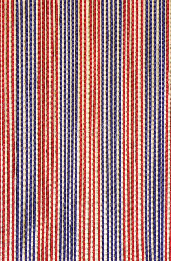 Free Striped Textured Woven Background Royalty Free Stock Images - 13417079