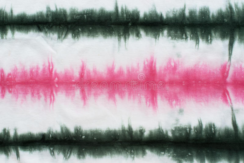 Striped tie dye pattern abstract background. royalty free stock images