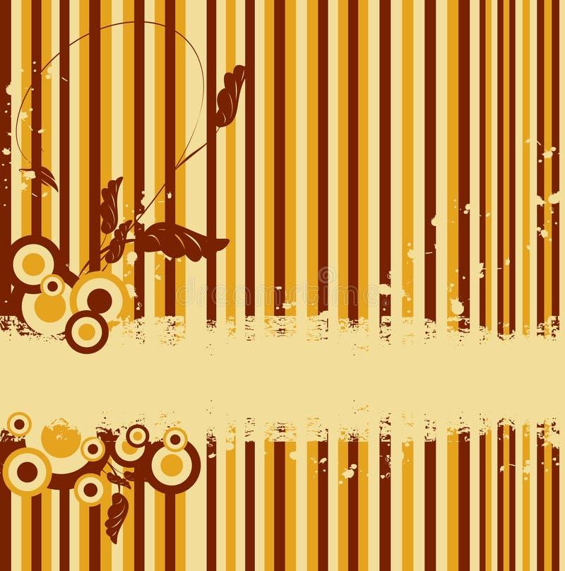Download Striped Vector Retro Background Stock Vector - Illustration: 6645557