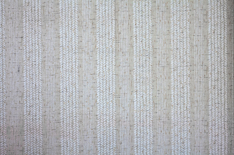 Striped wallpaper. Detailed texture of striped wallpaper royalty free stock photography