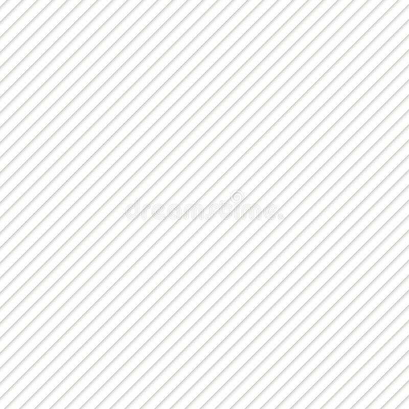 Striped white texture, vector illustration styles background royalty free illustration