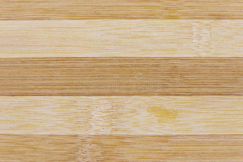 Striped wooden bamboo texture stock images