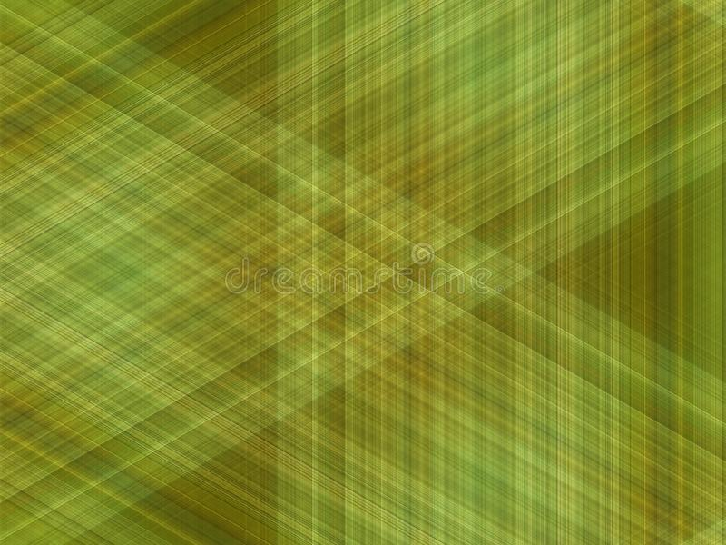 Stripes and Lines Pattern Texture in Brown Green royalty free stock photos
